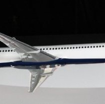 Image of Delta McDonnell Douglas MD-90, Model Airplane