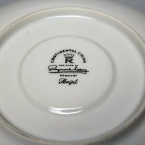 Image of Pan American President Special Saucer