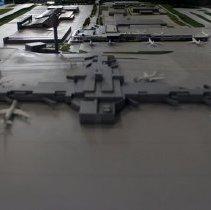 Image of Maynard H. Jackson, Jr. International Terminal (MHJIT) with Concourse E and