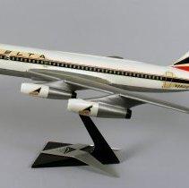 Image of Delta Convair 880, N881E, Ship 901, Model Airplane - 1960s