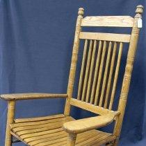 Image of Dr. Mica Janus' Rocking Chair