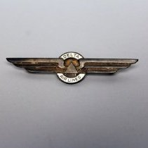 Image of Delta Agent Uniform Wings - 1940s-1950s