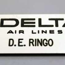 Image of Delta ACS Name Badge