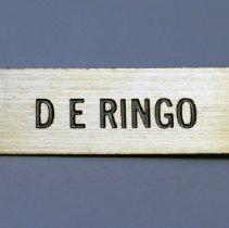Image of Delta Pilot Name Badge -