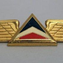 Image of Delta Second Officer (Flight Engineer) Wings - 1972-2001