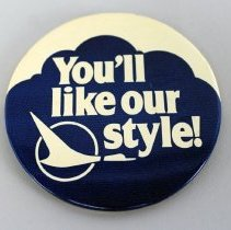 Image of Republic Airlines You'll Like Our Style! - ca. 1979-1984