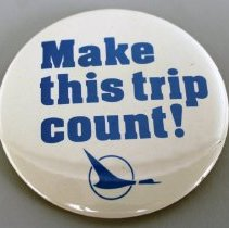 Image of Republic Airlines Make This Trip count! - ca. 1979-1984
