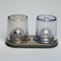 Image of Delta Salt and Pepper Shaker - ca. 1995