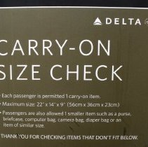 Image of Delta SizeCheck Unit