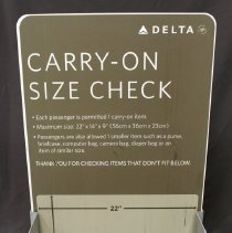 Image of Delta SizeCheck Unit - ca. 2016