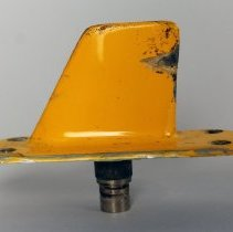 Image of L-Band Antenna from Boeing 767 The Spirit of Delta - October 1999