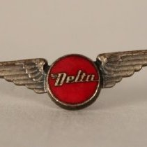 Image of Delta Service Pins - 1972 - 2001