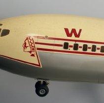 Image of Western Boeing 720B, Model Airplane