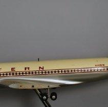 Image of Western Boeing 720B Model Airplane - 1960s