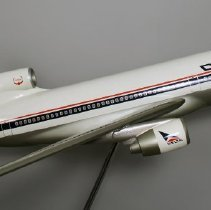 Image of Delta Lockheed L-1011-500, Model Airplane -