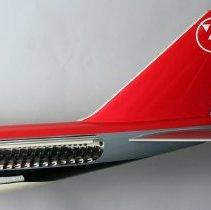 Image of Northwest Boeing 747-400, Cutaway Model Airplane
