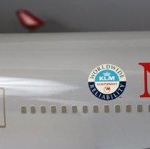 Image of Northwest Boeing 747-400, Model Airplane