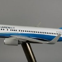 Image of XiamenAir Boeing 737-800, D-5653 Model Airplane