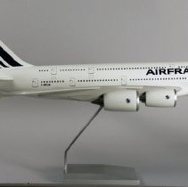 Image of Air France Airbus A380, F-HPJA Model Airplane - ca. 2014