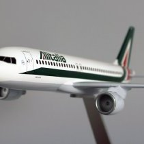 Image of Alitalia Airbus A320 Model Airplane