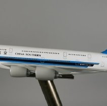 Image of China Southern Airlines Airbus A380-800, B-6136 Model Airplane - ca. 2014