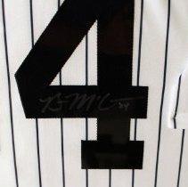 Image of Brian McCann's New York Yankees Jersey