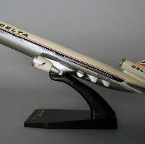 Image of Delta McDonnell Douglas DC-10-10, N601DA Model Airplane - ca. 1972