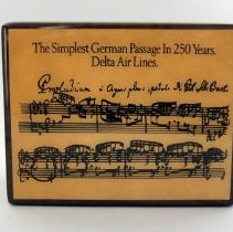 Image of Delta The Simplest German Passage In 250 Years Music Box - 1989