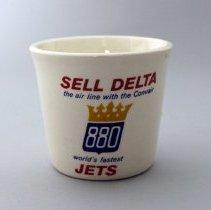 Image of Sell Delta Jets Convair 880 Mug - 1960
