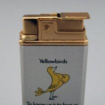 Image of Northeast Airlines Yellowbird Musical Cigarette Lighter - ca. 1966-1972