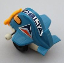 Image of Delta Airplane Toy