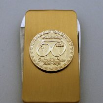 Image of Delta 50th Anniversary Pocket Knife - 1979