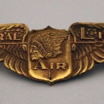 Image of General Air Lines Pilot Uniform Wings - 1934