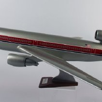Image of Western Airlines Douglas DC-10-10 Model Airplane - 1985-1987