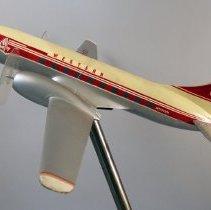 Image of Western Airlines Convair 240, N2401 Model Airplane -