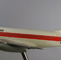 Image of Western Airlines Boeing 737-200 Model Airplane - 1971-1985