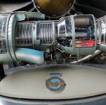 Image of Pratt & Whitney Turbo Wasp Engine Model - ca. 1964