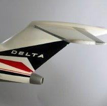 Image of Delta Boeing 727-232, N461DA, Ship 461, Model Airplane