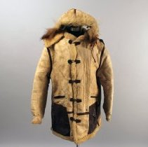 Image of Northeast Airlines Pilot's B-7 Parka - 1941-1942
