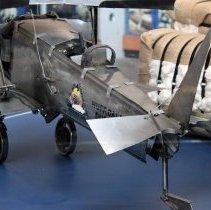Image of Huff Daland Duster Petrel 31 Model Airplane - 11/1982