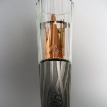 Image of 2002 Olympic Torch Relay Torch - 2001-2002