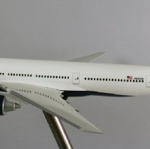 Image of Delta Boeing 777-232ER, N860DA, Ship 7001 Model Airplane - ca. 2007