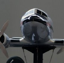 Image of Delta DC-3 Model Airplane