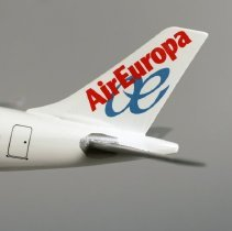 Image of Air Europa Airbus A330-200 model airplane
