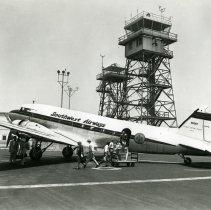 Image of Southwest Airways Douglas DC-3, N63107 - ca. 1948