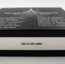 Image of Astronauts Memorial 1991 Corporate Award to Delta
