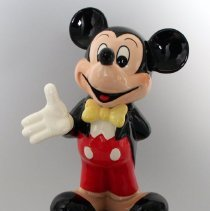 Image of Whit Hawkins' Mickey Mouse Figurine - 05/01/1991