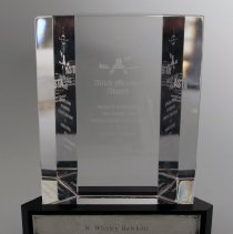 Image of Whit Hawkins' ASTA Allied Member Award - 1991