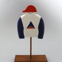 Image of Whit Hawkins' Jockey Figurine - ca. 1989-1993