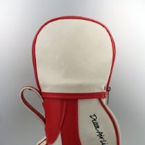 Image of Delta Signature Service Miniature Golf Bag - ca. 1985-1987